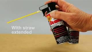 1. CAIG Perfect Straw Low-Medium-High Spray Demonstration