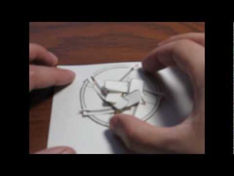 SolidWorks Aperture (Paper Assembly): Engineering Arts and Crafts 1