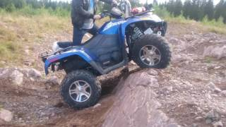 6. Arctic Cat 700 2012