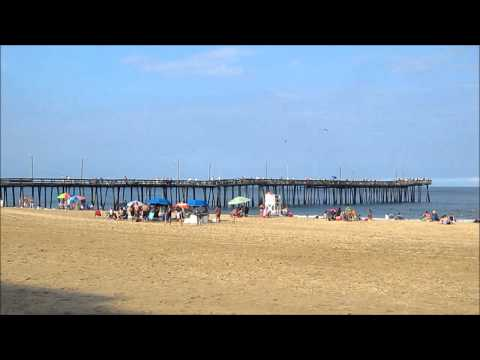 Virginia Beach - Virginia Beach, VA - Short HD Video Tour - Virginia, USA - August 2012. The city of Virginia Beach is listed in the Guinness Book of Records as having the lo...