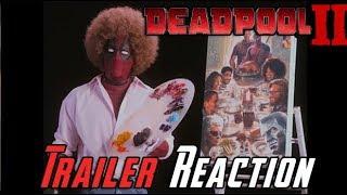 Video Deadpool 2 Teaser Trailer Angry Reaction MP3, 3GP, MP4, WEBM, AVI, FLV Desember 2017