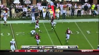 Dre Kirkpatrick vs Penn State 2010