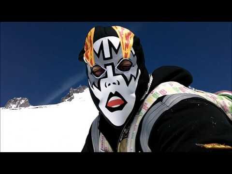 MOUNTAINOUS SHREDJUTSU 2014 (видео)