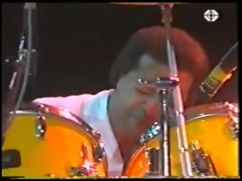 Tony Williams w. Herbie Hancock - Switzerland 1992 -