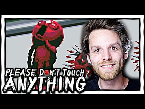 PLEASE DON'T TOUCH ANYTHING Gameplay - My Sanity Has Broken [Indie Puzzle Game] (видео)