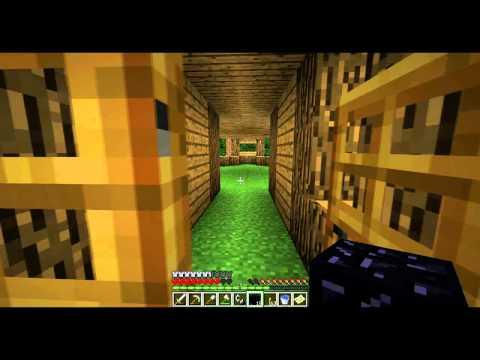 Незабываемые приключения в minecraft 1.2.3 (часть 27).Fomka31