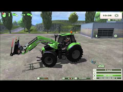 Fork Hydraulically v3.1 MR