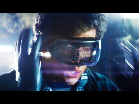 Ready Player One Trailer 2017 Steven Spielberg 2018 Movie Comic-Con Official