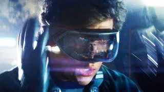 Ready Player One Trailer 2017 Steven Spielberg 2018 Movie - Official Comic-Con 2018 Movie Trailer in HD - starring Tye Sheridan, Olivia Cooke, Ben Mendelsohn - directed by Steven Spielberg Ready Player One Movie hits theaters Mar 30th, 2018.When the creator of a popular video game system dies, a virtual contest is created to compete for his billions. For more, watch Ready Player One trailer 2017 in full hd 1080p.Ready Player One 2018 MovieGenre: Science FictionDirector: Steven SpielbergStarring: Tye Sheridan, Olivia Cooke, Ben Mendelsohn, Simon Pegg, Mark Rylance, Hannah John-Kamen, T.J. Miller, Win MorisakiReady Player One official movie trailer courtesy of De Line Pictures.Streaming Trailer is your daily source of movies with new official movie trailers, teasers, sneak peak and clips. Movie Trailers added daily upon release.Subscribe to Streaming Trailer to get instant notifications to new official 2017 movie trailers: http://bit.ly/2jSPjRuJust Added, new official movie trailers: http://bit.ly/2iYoVq7For more official movie trailers: http://bit.ly/2klu5ga