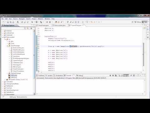 Java Tutorial 81 – Bilder in Buttons