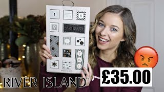 Video RIVER ISLAND ADVENT CALENDAR 2017 | *DREADFUL!!* MP3, 3GP, MP4, WEBM, AVI, FLV April 2018