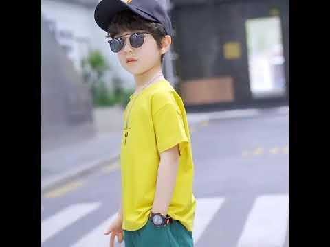 Одежда для мальчиков 4 июля желтая хлопковая с микки маусом купить на Али… видео