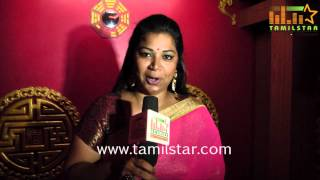 Kavitha Sree at Maharani Kottai Movie Audio Launch