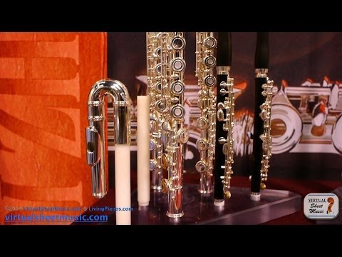 NAMM 2014 - Interview with Di Zhao from Di Zhao Flutes