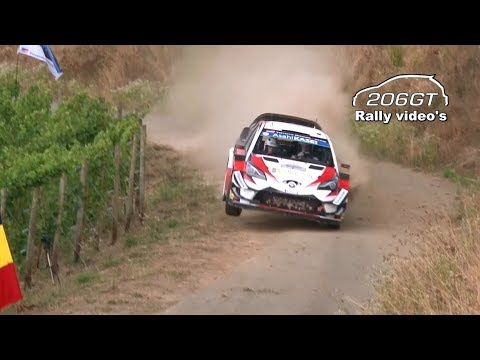 WRC Deutschland 2018 Friday with MISTAKES_By 206GT