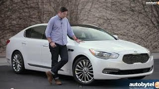 2015 Kia K900 Test Drive&Luxury Car Video Review