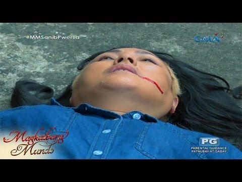 Magkaibang Mundo: Noreen falls to her death