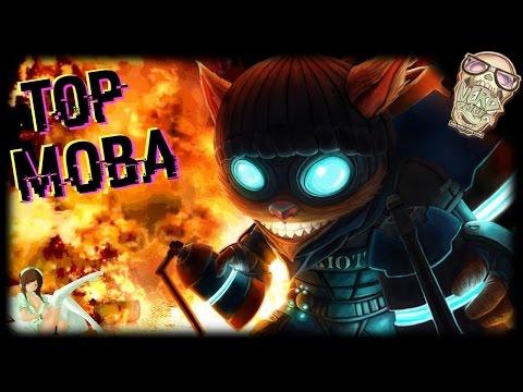 Top 10: Die geilsten MOBA-Games [#NERDRANKING]