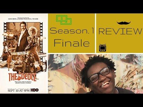 The Deuce Season 1 Episode 8 Finale Review Recap Reaction