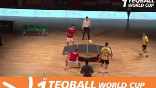 Video 1 TEQBALL WORLD CUP - FINAL DOUBLE - BUDAPEST - JUNE 2017 MP3, 3GP, MP4, WEBM, AVI, FLV Oktober 2018