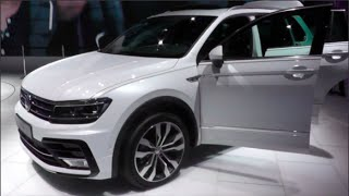 Hello to MotorCarTube and a new car check. Today we present the 2016 Volkswagen Tiguan R-Line, enjoy the detail view in the interior and exterior. Thanks for...