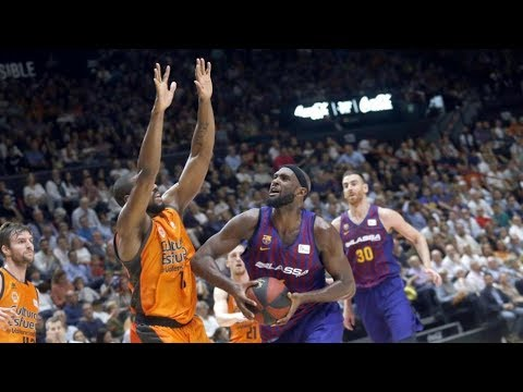 Valencia Basket Vs Barcelona | Liga ACB J5 (Part 2)