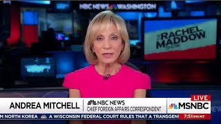 MSNBC's Andrea Mitchel finally admits the obvious, that Hillary Clinton is a conspiracy theorist for her claims about Trump/Russia collusion.  A narrative that is beyond ridiculous at this point.  Media analyst Mark Dice has the story.  Copyright © 2017  - Subscribe now for more videos every day!  Order my t-shirts here: https://teespring.com/stores/markdiceIf you love watching my videos then toss me a one-time tip at http://www.PayPal.me/MarkDice to help me become fan-funded because YouTube is screwing me by demonetizing my videos.  Support me on PATREON: http://Patreon.com/MarkDiceORDER MY BOOKS - Get them in paperback on Amazon or download them right now from Kindle, iBooks, Google Play, or Nook.  http://amzn.to/1qy0VZFINSIDE THE ILLUMINATI  http://amzn.to/2gEnAQtTHE ILLUMINATI: FACTS & FICTION  http://amzn.to/2gNnXJ4THE BOHEMIAN GROVE: FACTS & FICTION  http://amzn.to/2fKWrymTHE BILDERBERG GROUP: FACTS & FICTION  http://amzn.to/2gZZ1B2THE ILLUMINATI IN HOLLYWOOD  http://amzn.to/1WC9GAb Copyright © 2017 by Mark Dice.  All Rights Reserved.  Do not download or re-upload this video in whole or in part to any channel or other platform, or it will be removed for copyright violations and your channel may be shut down.