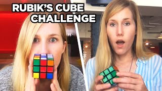 Video I Learned How To Solve A Rubik Cube In Less Than 7 Days MP3, 3GP, MP4, WEBM, AVI, FLV Oktober 2018