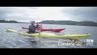 University of Cumbria - Book Onto An Open Day Today