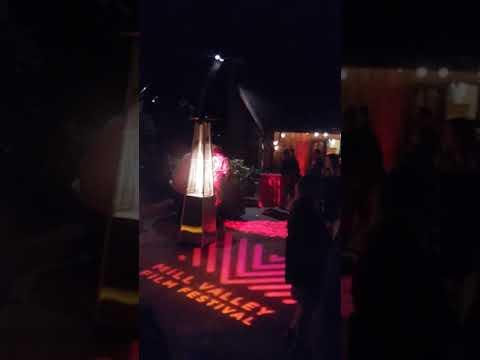 Marin Event Lighting Mill Valley Film Festival