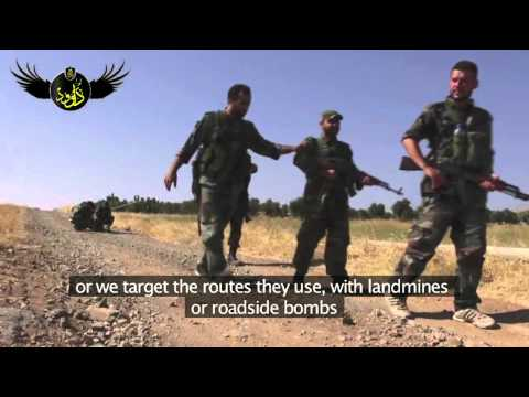 Iran - A 2013 production looking at the clandestine role of Iran's Revolutionary Guards in the Syrian conflict... (With thanks to NOS/Nieuwsuur & Roozbeh Kaboly)