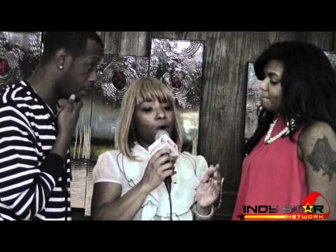 Interview w/ Shauna Burnett, Ike Daniels & comedian Meech Dog