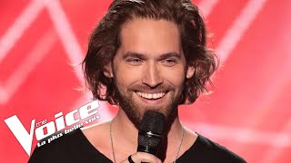 Video Rag'N'Bone Man - Skin | Simon Morin | The Voice France 2018 | Blind Audition MP3, 3GP, MP4, WEBM, AVI, FLV Maret 2018