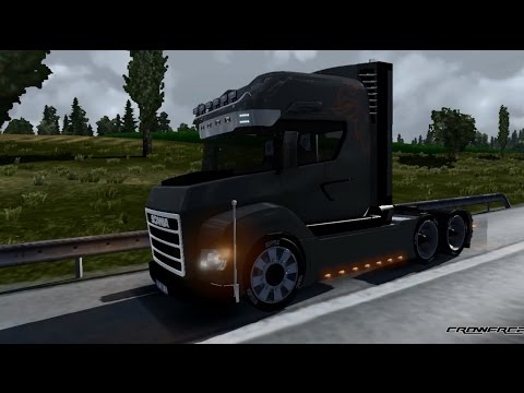 Scania Stax Modified v1.0