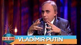 Berto Romero Es Vladímir Putin: