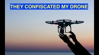 THEY CONFISCATED MY DRONE  |  Morocco Vlog teaser by Food Busker