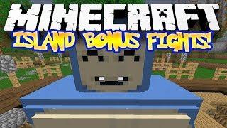 """Fighting Woofless&Lachlan!"" - PIXELMON ISLAND ADVENTURE! (Minecraft Pokemon Mod) - Bonus Fights!"