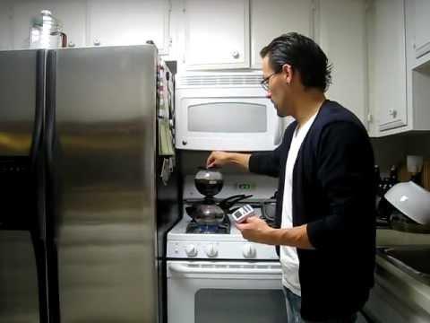 How to – Bodum Santos Vacuum Coffee Maker