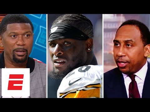 Best reaction from Le'Veon Bell's holdout with Steelers: Stephen A., Riddick and more   ESPN Voices