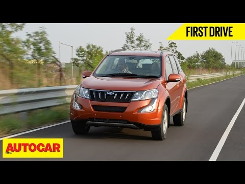 2015 Mahindra XUV 500 | First Drive | Autocar India