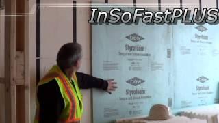InSoFast Continuous Insulation