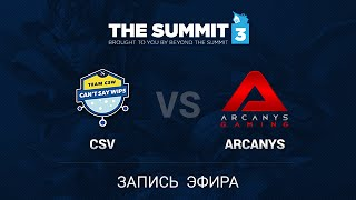 CSW vs Arcanys, game 2