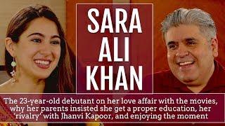 Rajeev Masand Interview With Sara Ali Khan   CNN-News18 Exclusive