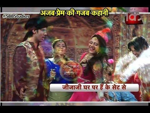 TWISTED Mughal-E-Azam In Jijaji Chhat Par Hai!