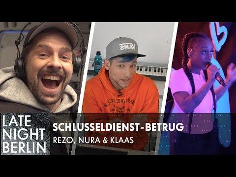 Schlüsseldienst-Betrug! Rezo, Nura & Klaas locken Abzocker in die Falle