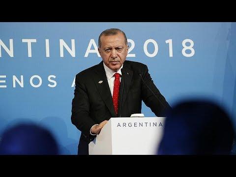 Ερντογάν: Θα συνεχίσουμε να λαμβάνουμε τα αναγκαία μέτρα στην ανατολική Μεσόγειο…