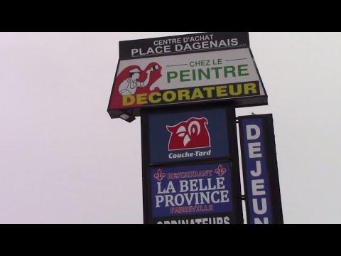 Centre d'Achat Place Dagenais - Fabreville Laval - H7P 4V9 -Tu Connais Tu | TCTP22