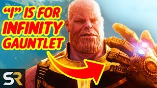 The ABC's of Marvel's Infinity Stones by Screen Rant