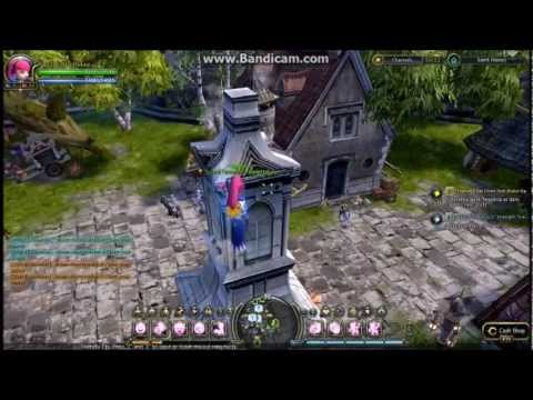 Dragon Nest SEA Jump in Saint Haven (no skills)