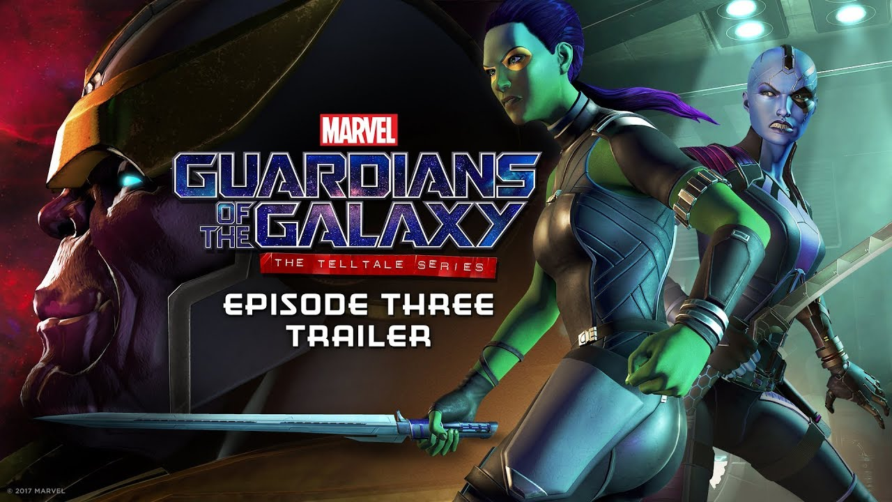 The Trailer for Telltale's 'Guardians of the Galaxy' Episode 3 Is Out, Brings 'More Than a Feeling'